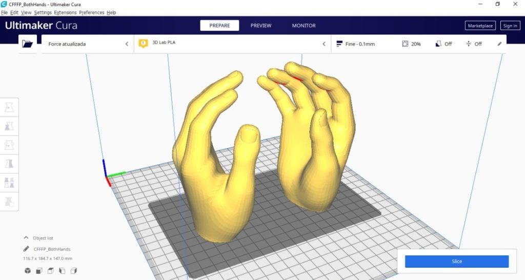 Impressão 3D interrompida: aprenda como salvar sua peça