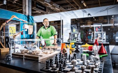 O que fazer com uma impressora 3D? Confira ideias e cases de sucesso!