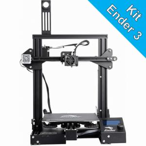 Impressora 3D Ender 3 (Kit + 200g de filamento PLA)