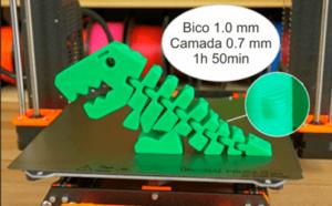 Dinossauro – um brinquedo para crianças