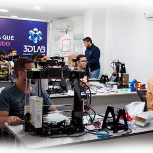Curso de impressão 3D presencial BELO HORIZONTE