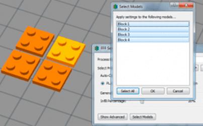 Impressões simultâneas ou múltiplos processos de impressão 3D: saiba escolher o melhor!