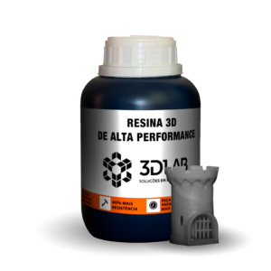 resina 3d pro alta performance