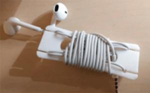 Suporte de fone de ouvido