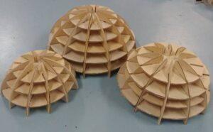 3. Protótipos volumétricos