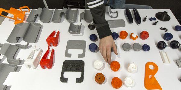 Prototipagem e a impressão 3D
