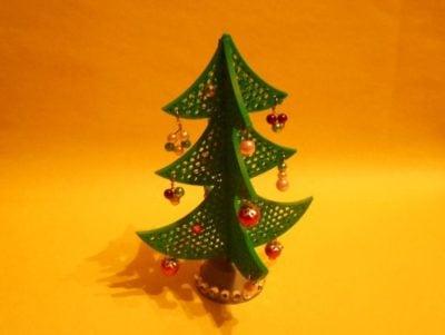3. Mini árvore de natal