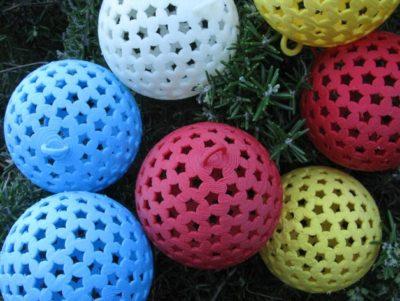 4. Bolinhas coloridas