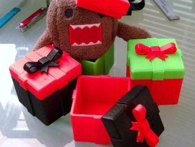 5. Caixinhas de presente