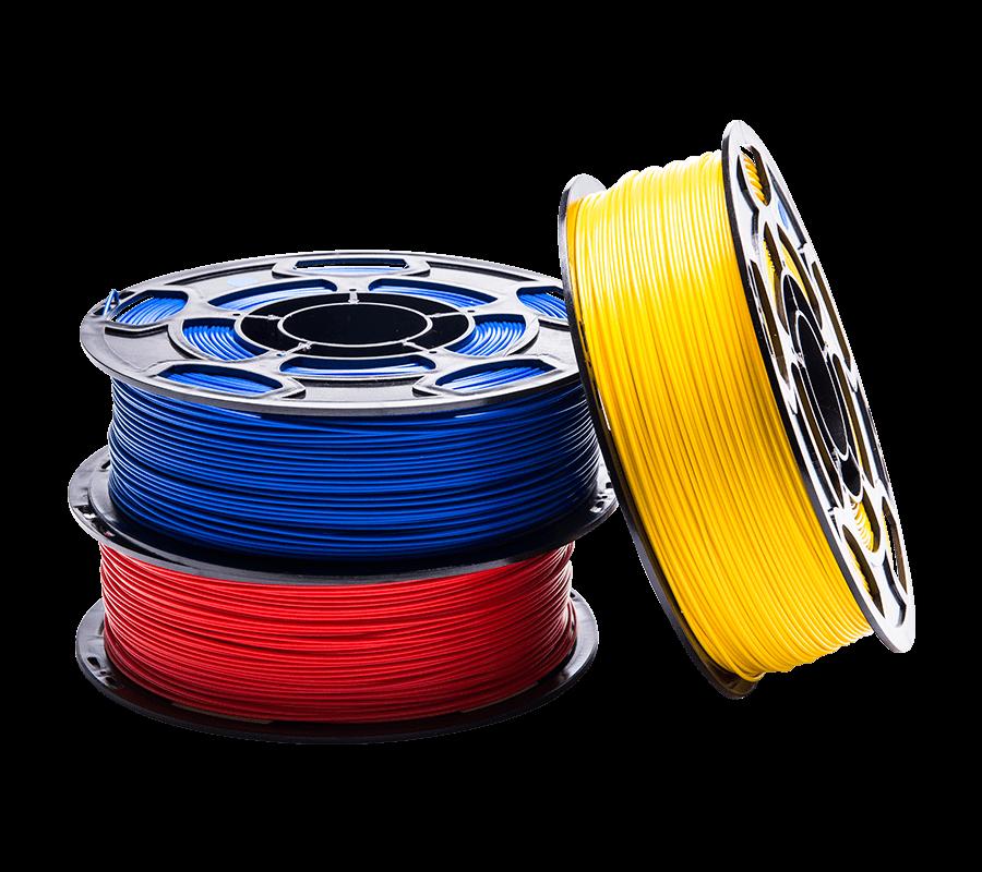 2. Conheça as propriedades técnicas e características do seu filamento