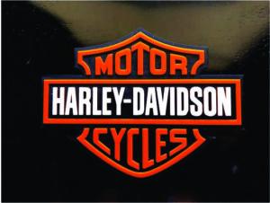 2. Logo Harley Davidson