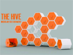 4. The hive