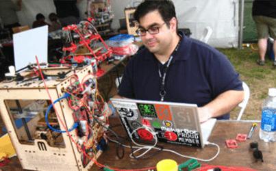 Impressão 3D e o movimento Maker
