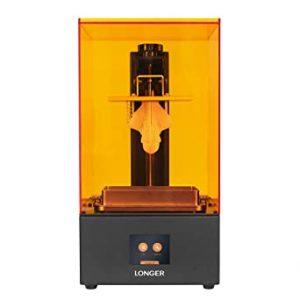 4. Longer Orange 30 melhores impressoras 3d de resina