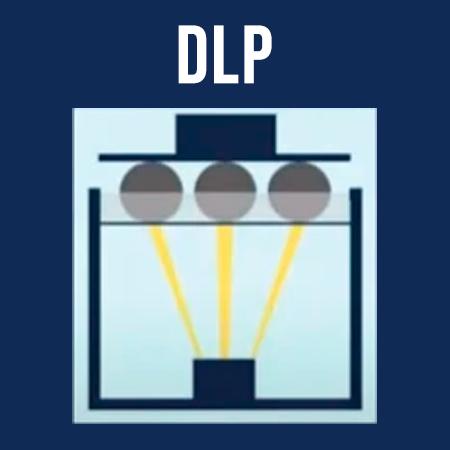 Impressão 3D DLP impressoras 3d de resina