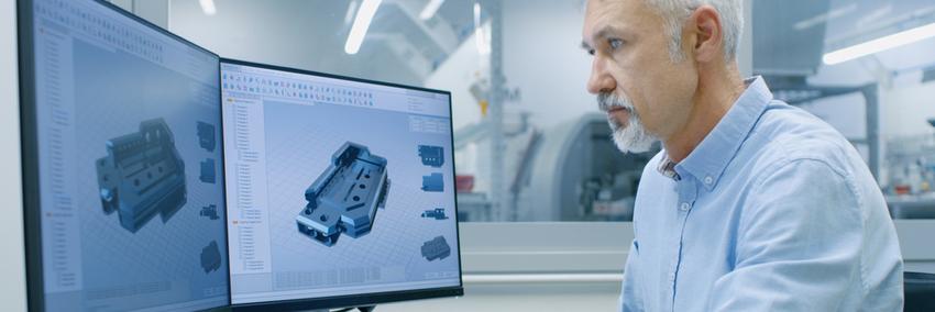 Modeladores 3d e impressão 3D