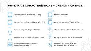 CR10-V2 características