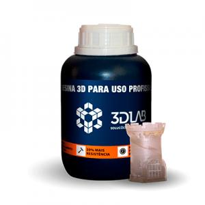 Resina 3D Lab Standard Baixo Odor