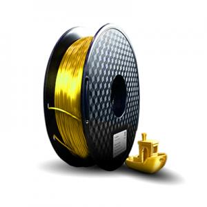 filamento pla silk ouro