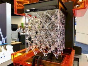 Acertar o tempo de exposição na impressão 3D com resina