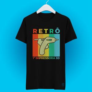 Camisa Retrô