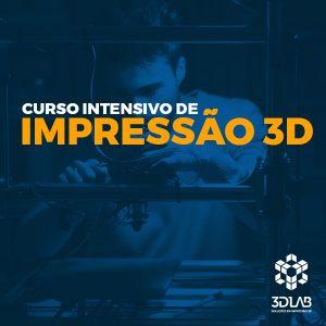 curso de impressão 3d online