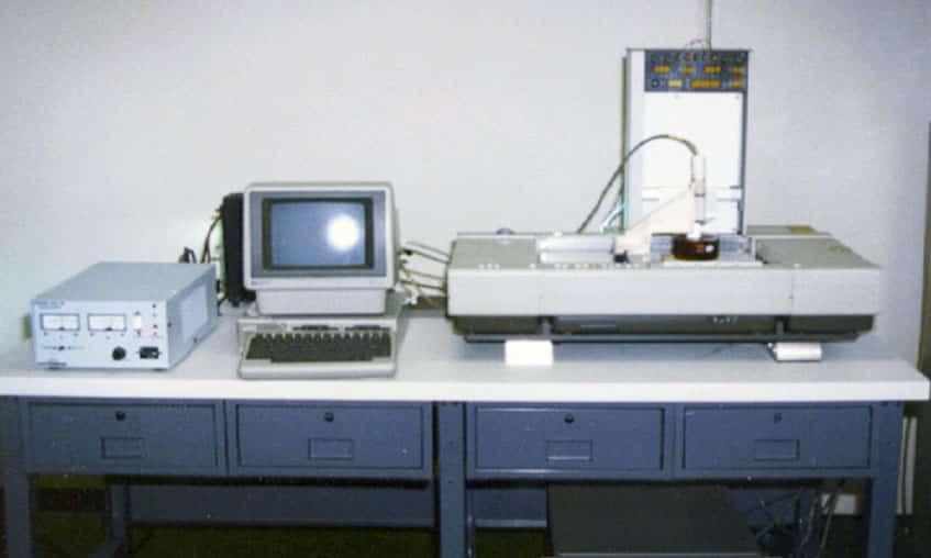 primeira impressora 3D