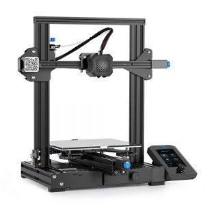Impressoras 3D mais baratas Ender 3 V2