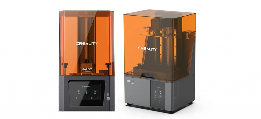 Impressoras 3D de resina HALOT