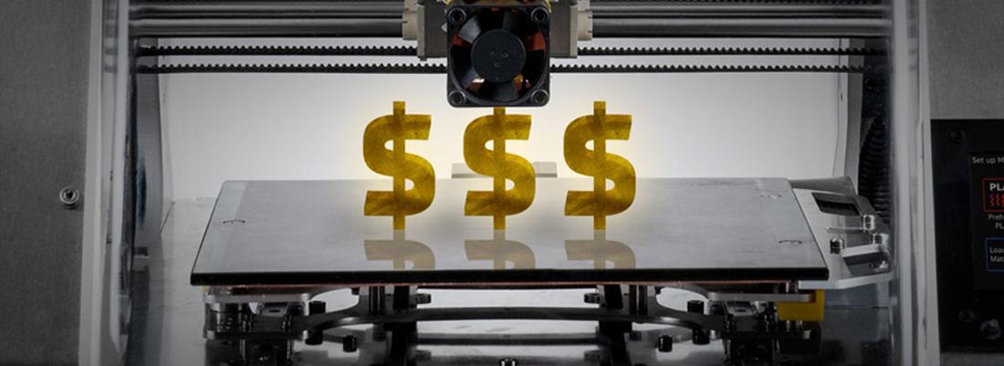 Como ganhar dinheiro com impressão 3D