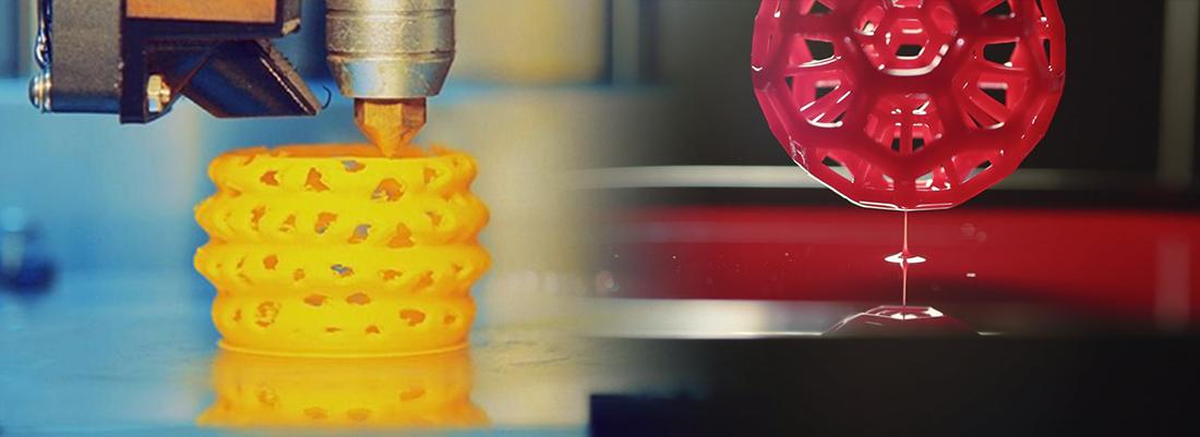Empreender com impressão 3D - Tecnologia FDM e de resina