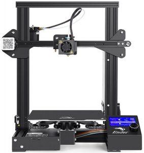 Impressoras 3D mais baratas Ender 3 Pro