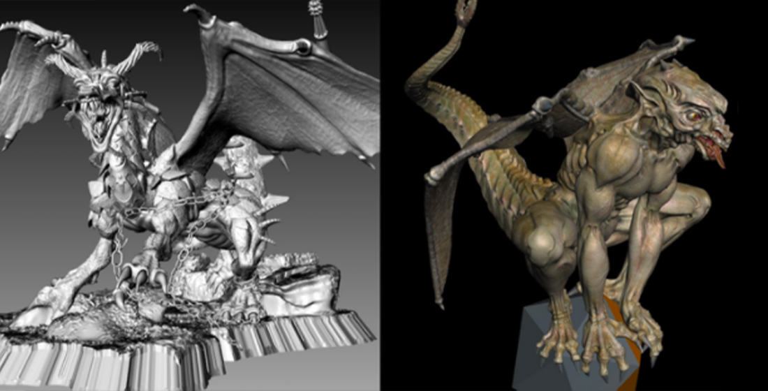 Modelagem 3D Meshmixer
