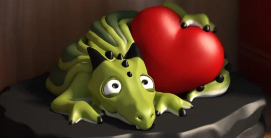 Impressões 3D para o Dia dos Namorados