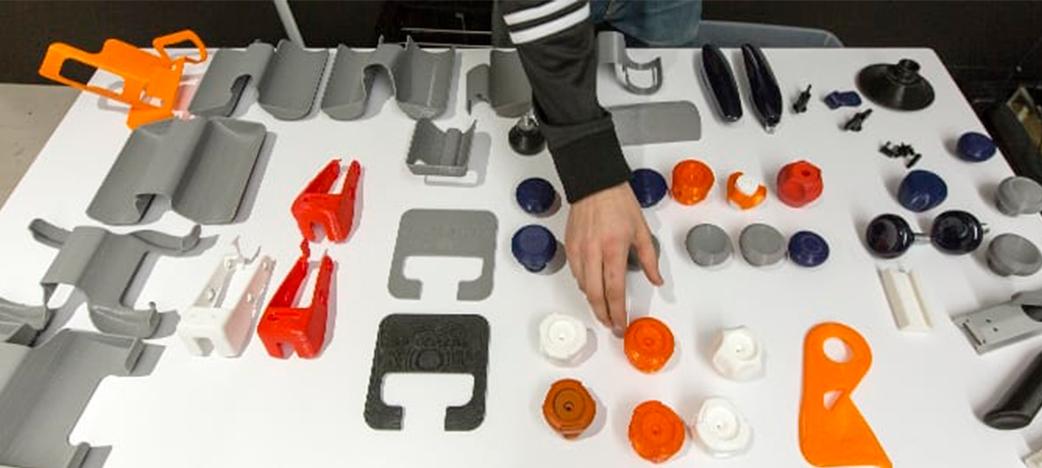 Impressão 3D e protótipos